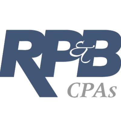 RPB CPAs Roorda, Piquet Bessee Company Logo