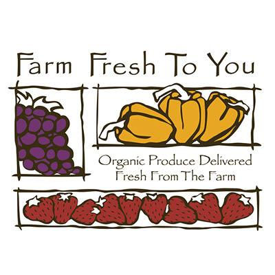 Farm Fresh To You Company Logo