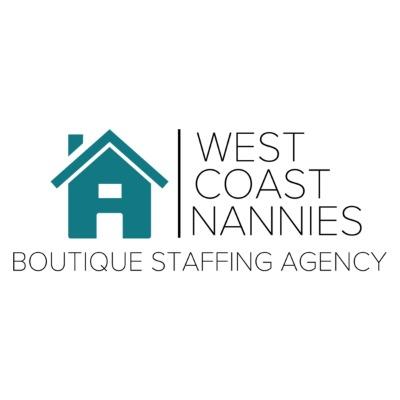 West Coast Nannies Company Logo