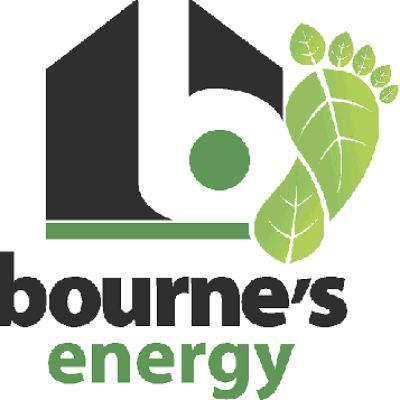 Bourne's Energy Company Logo