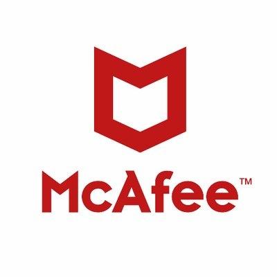 McAfee Company Logo