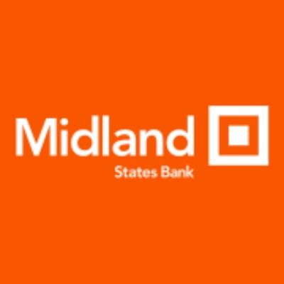 Midland States Bank Company Logo