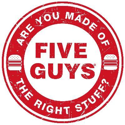 Five Guys Burgers and Fries - Ramsey Company Logo