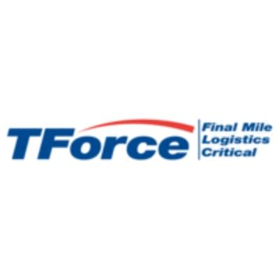 TForce Company Logo