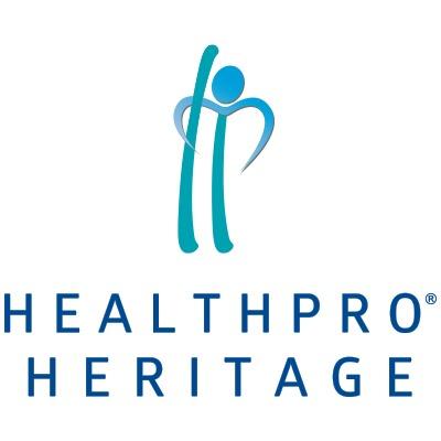Healthpro Heritage, LLC Company Logo