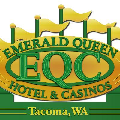 Emerald Queen Casino Company Logo