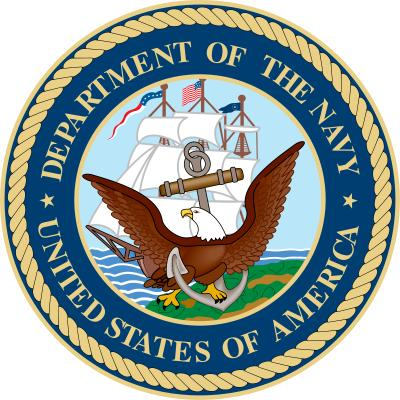 US Department of the Navy Company Logo