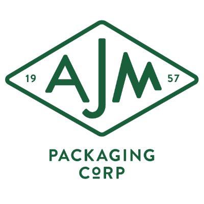 AJM Packaging Company Logo
