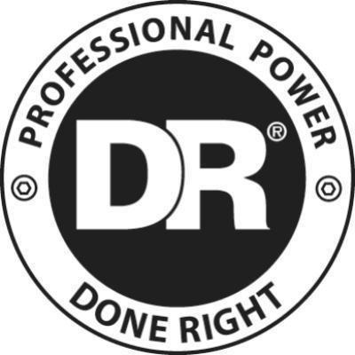 DR Power Equipment Company Logo