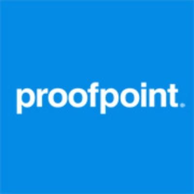 Proofpoint Company Logo