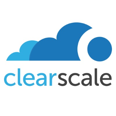 ClearScale Company Logo