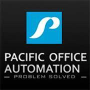 Pacific Office Automation Company Logo