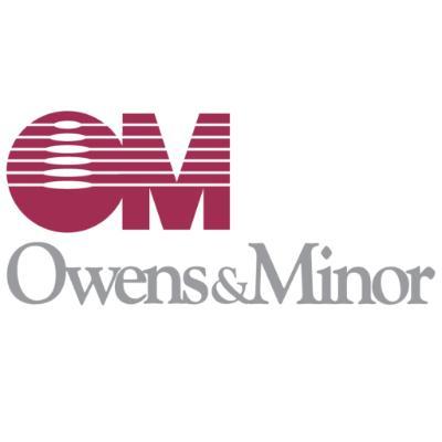 Owens Minor Company Logo