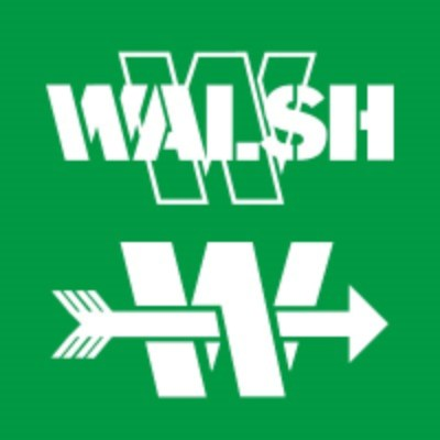 The Walsh Group Company Logo