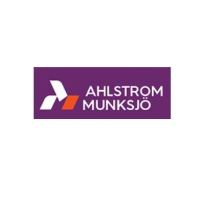 Ahlstrom-Munksjö Company Logo