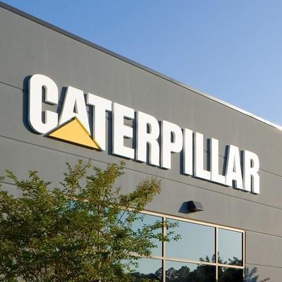 Caterpillar Company Logo