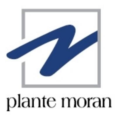 Plante Moran Company Logo