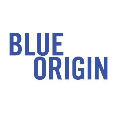 Blue Origin Company Logo