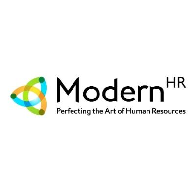 Modern HR Company Logo