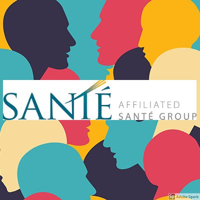 Affiliated Sante Group Company Logo