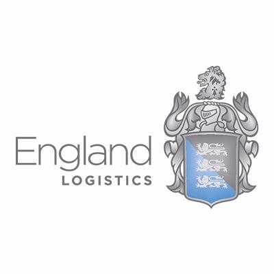 England Logistics Company Logo