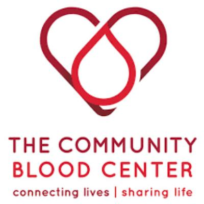 The Community Blood Center Company Logo