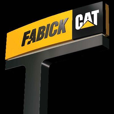Fabick Cat Company Logo