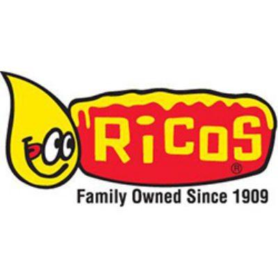 Ricos Products Company Logo