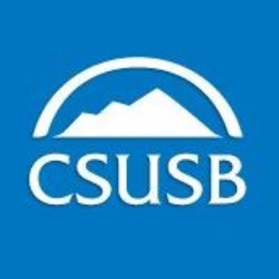 California State University, San Bernardino Company Logo