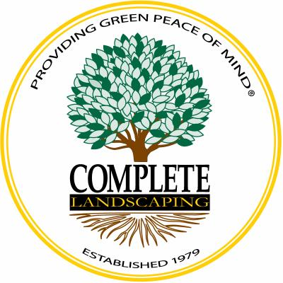 Complete Landscaping Service Company Logo