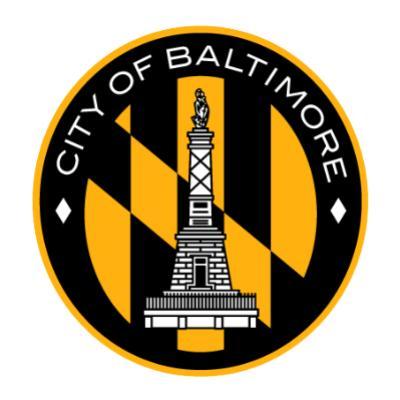 City of Baltimore, MD Company Logo