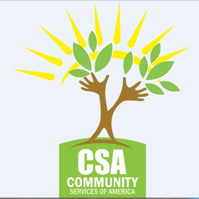 Community Services of America Company Logo