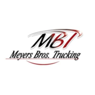 Meyers Bros Trucking Company Logo